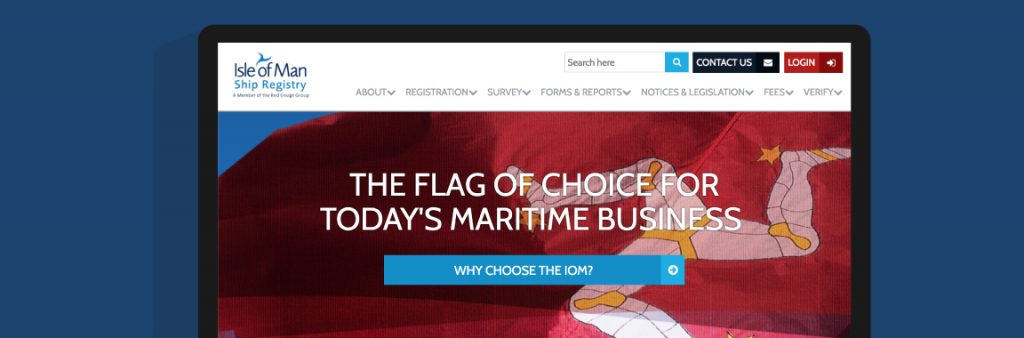 Isle of Man Ship Registry Website